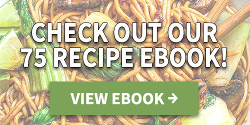 Banner of The Best Vegan Recipes eBook