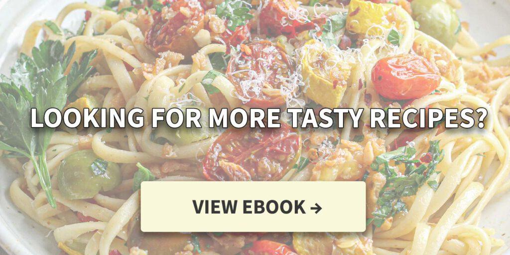 Looking for more recipes - Mediterranean eBook