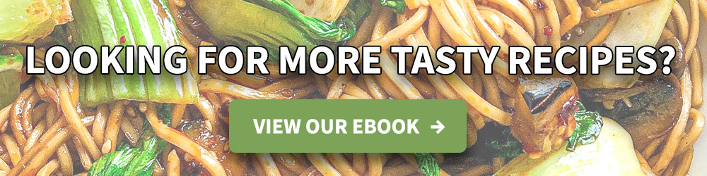 Looking for more recipes (banner)- The Best Vegan Recipes eBook