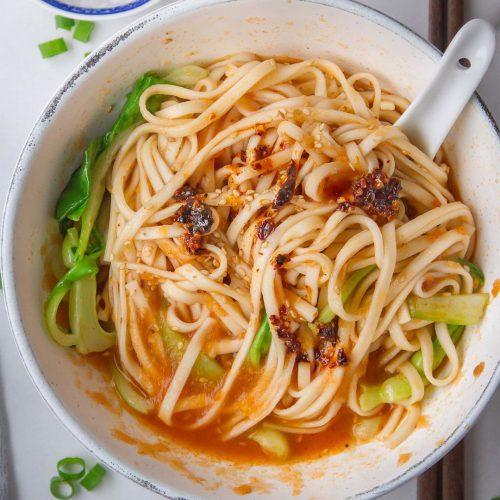 Unami Tomato Sauce Noodles