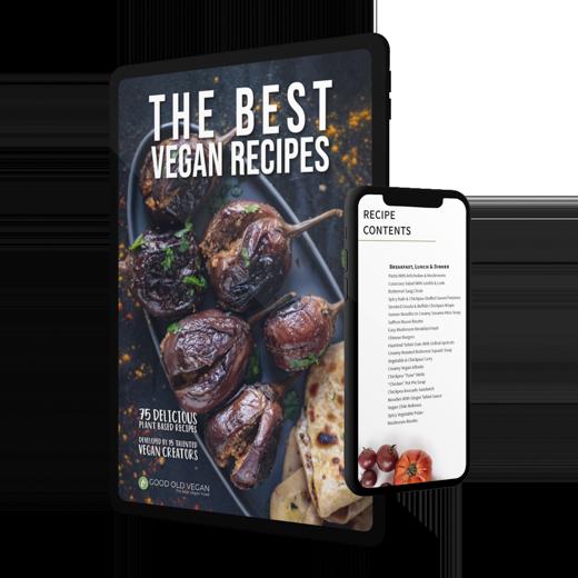 The Best Vegan Recipes eBook
