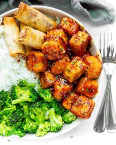 Firecracker Tofu