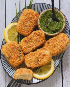Sour Cream & Onion Chick'n Tofu Nuggets