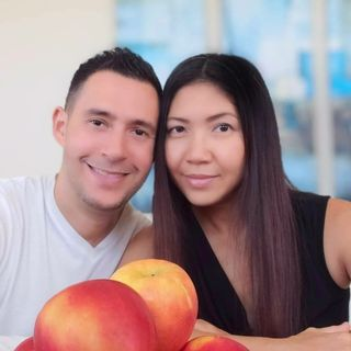 Profile picture of Peter and Akiko from @plantbased_matters